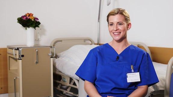 Ausbildung als Pflegefachkraft