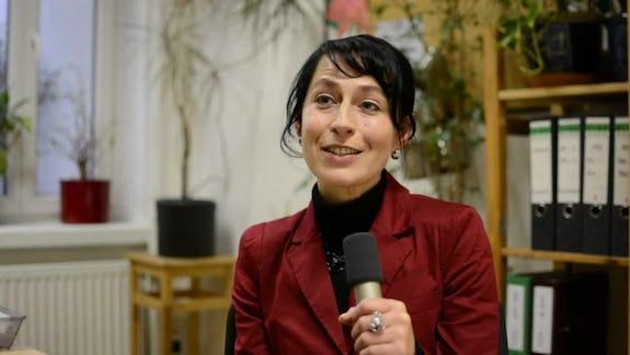 Sabine McCallum