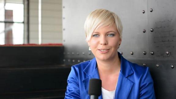 Manuela Sickl, ehem. Berger