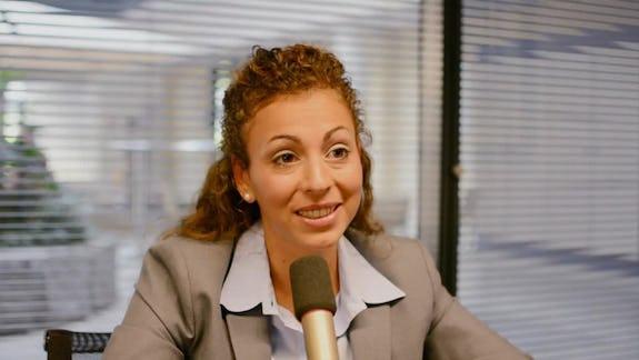 Adeline Brandtner ehem. El-Saheli
