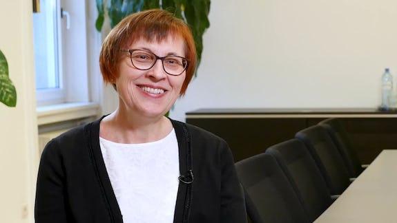 Margarete Steinlesberger