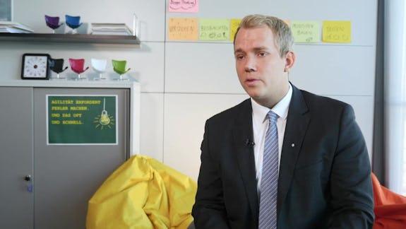Geschäftskundenberater (m/w/d) für selbständige Heilberufe - befristet bis 31.12.2022