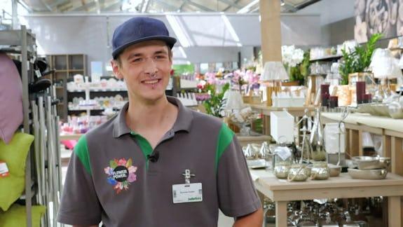Lehrling im Einzelhandel mit Schwerpunkt Gartencenter (m/w/d)