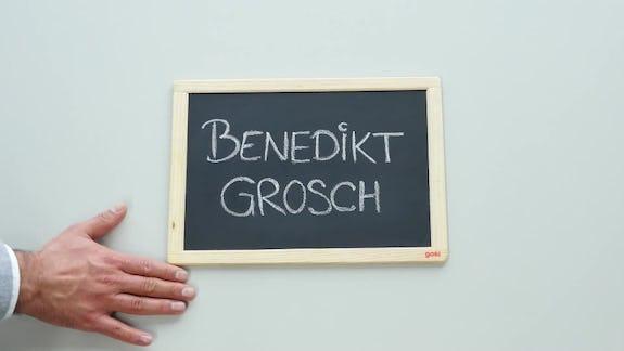 Benedikt Grosch