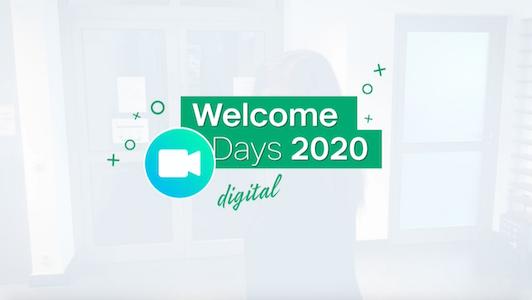 Deichmann Welcomedays 2020 digital