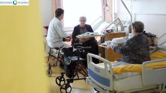 REGIOMED Klinikum Coburg - Zentrum für Altersmedizin Berufsgruppen