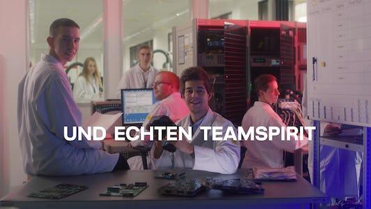 Lufthansa - Einblicke: Elektroniker für Geräte und Systeme
