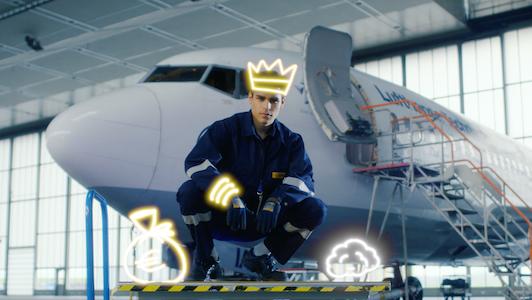 Ausbildung Fluggerätelektroniker bei Lufthansa Technik